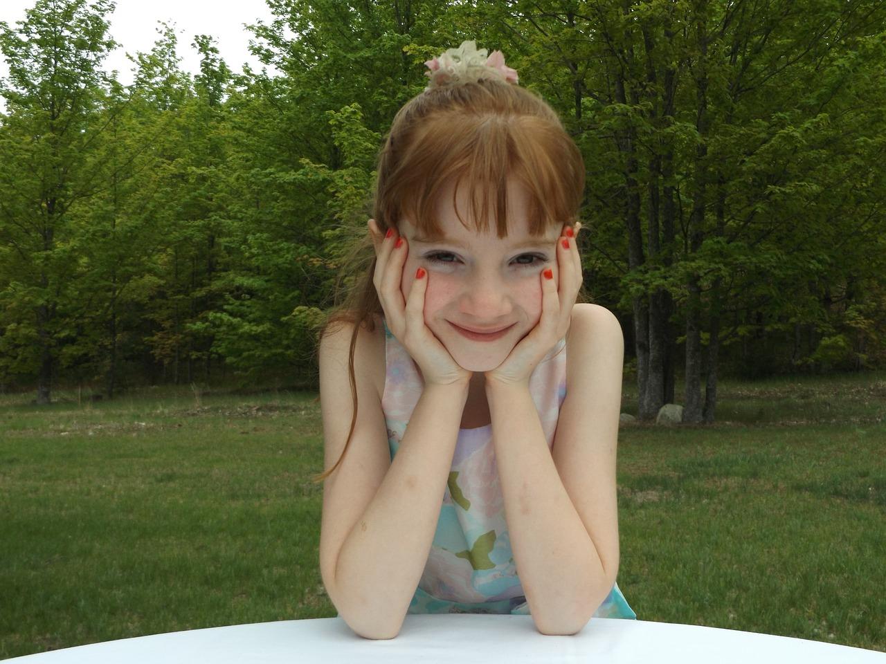 Girl Outside